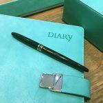 sổ da diary